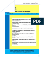 JP 3 Volume 3 Nomor 12 Agustus 2014