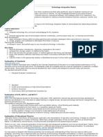tech integration matrix 1   2