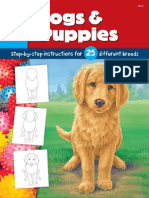 Drawing Dogs & Puppies!