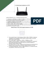 Módem Router