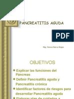 Pancreatitis Aguda Clase