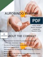 Aurobindo Pharma Group-2