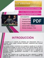 Sociedad Civil Diapositivas