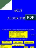Acls Algorithms Rapid Rates