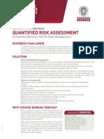 Quantified Risk Assessment