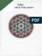 Taller La Flor de La Vida 2000-1001