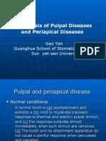 Dx of Pulpal n Apical Dis. NICE