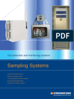 Crowcon Sampling Systems