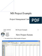PM04a - Project Example