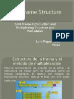 SDH Frame Structure.pptx