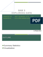4 - Exploring Data