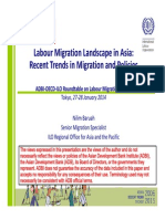 Labour Migration Landscape in Asia
