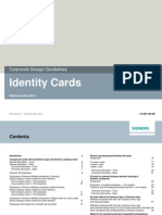 Guidelines Identity Cards