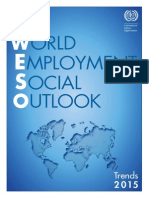 Desempleo a Nivel Mundial