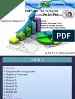 PORTAFOLIO- Estadistica Inferencial II