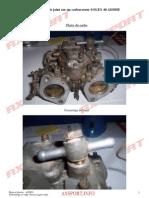 carburateur SOLEX 40 ADDHE