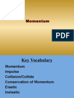 momentum and impulse ppt