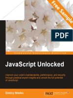 JavaScript Unlocked - Sample Chapter