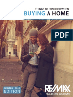 RE/MAX REAL ESTATE SOLUTIONS Buying a Home Guide Winter 2015-2016