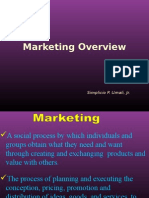 -1. Marketing Mgmt Overview