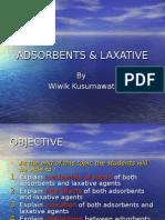 Adsorbents Laxative 21