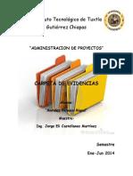 C.E Administracion de Proyectos