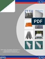 Dana Composite Panels Cladding Profiles