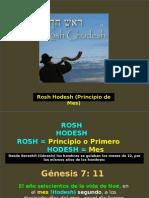CAPITULO 9 Shabbat Mensual (Rosh Hodesh)