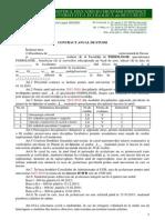 Contract de Studii if IFR an I 15