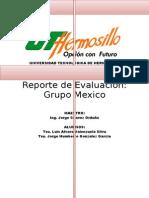 Reporte Grupo Mexico