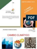 3 Ppt Cambio Climático
