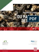 Rapport OSMV No 4 Au 3ème Trimestre 2015