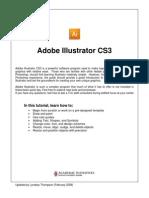 How to Use Adobe Illustrator CS3