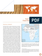 Sub-Saharan Africa-Food Production at Risk Pages 19-24-65!70!105-110