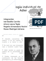 Psicologia Individual de Adler