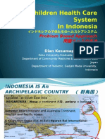 Children Health Care in Indonesia (Summer Class Lecture)-2