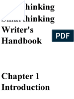 Smarthinking Writer's Handbook