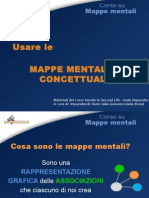Corso Mappe mentali