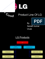 (2)Product Line of LG