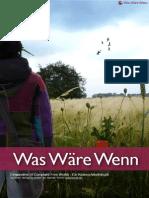 Was Waere Wenn-Buch