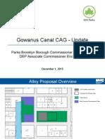DEP 2015 12 01 CAG Presentation