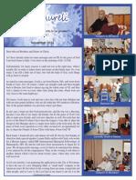 """4 """"Operation Italy November 2015 Newsletter"""""""