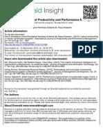 Labour Productivity Journal Paper