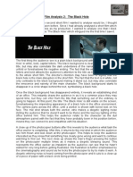Short Film Analysis 2