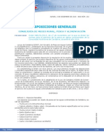 Normativa de pesca fluvial Cantabria 2016