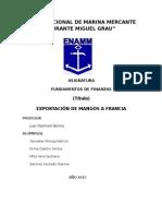 Exportacion de Mangosss