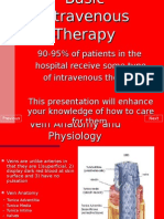 Revised Web IV Therapy