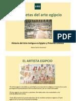 Facetas Del Arte Egipcio Copia