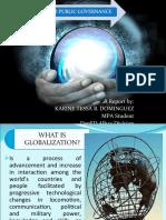 Report Globalization