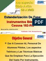 Instrumentos Basicos C-182rg